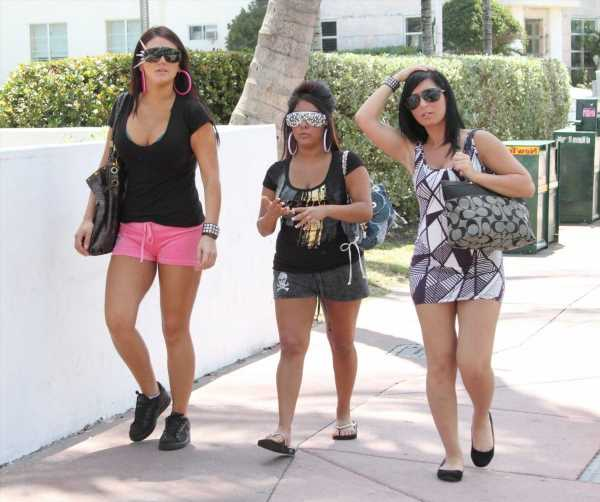 'Jersey Shore' Fights: Fans Think 1 Might Have Been Staged