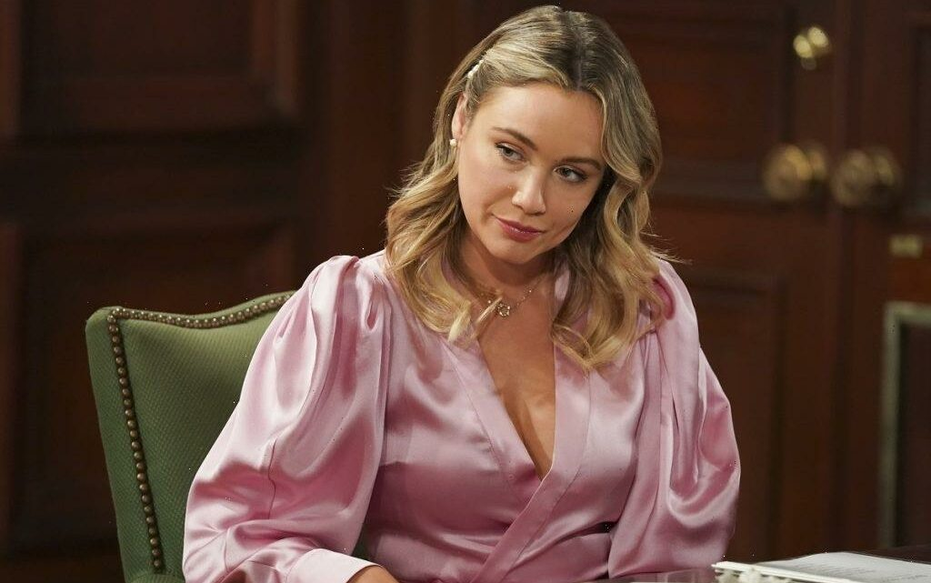 'The Bold and the Beautiful': Does Katrina Bowden's New Movie Mean Show Exit?