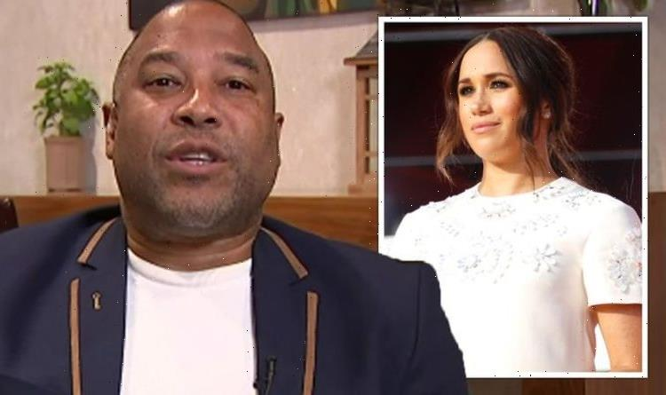 An issue with the British public John Barnes defends Meghan Markles royal family claim