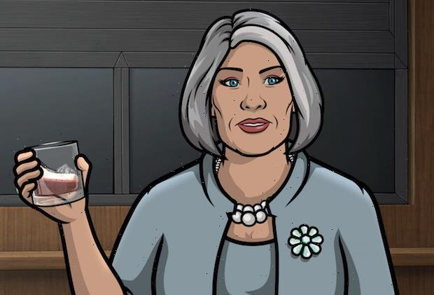 Archer Says Goodbye to Jessica Walter in Season 12 Finale — Here's How They Pulled Off Malory Archer's Swan Song