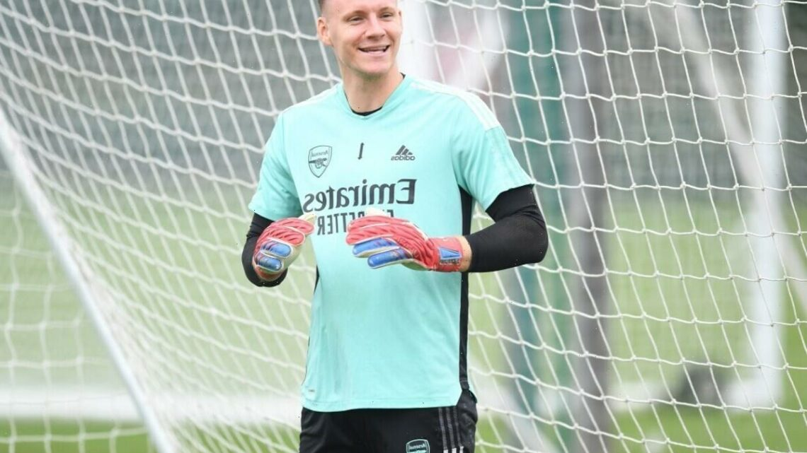Arsenal star Bernd Leno 'likely' to leave in January transfer window after being ousted as No1 by Aaron Ramsdale