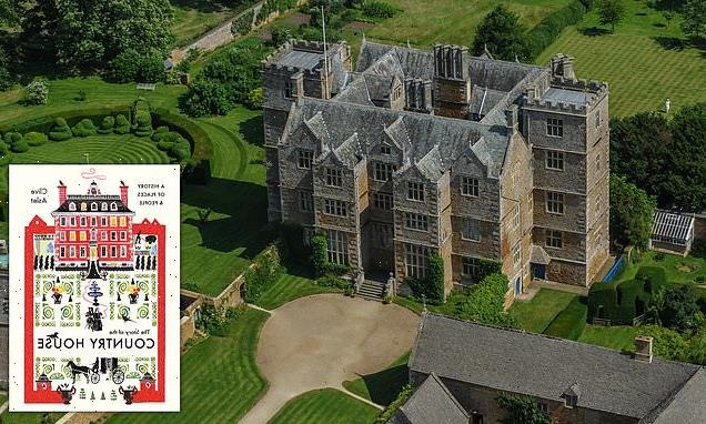 Author explores Britain's architecture throughout time in a new book