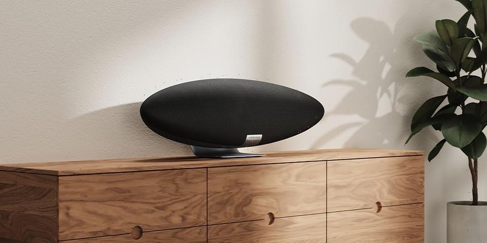Bowers & Wilkins Unveils Its All-New Zeppelin Wireless Speaker
