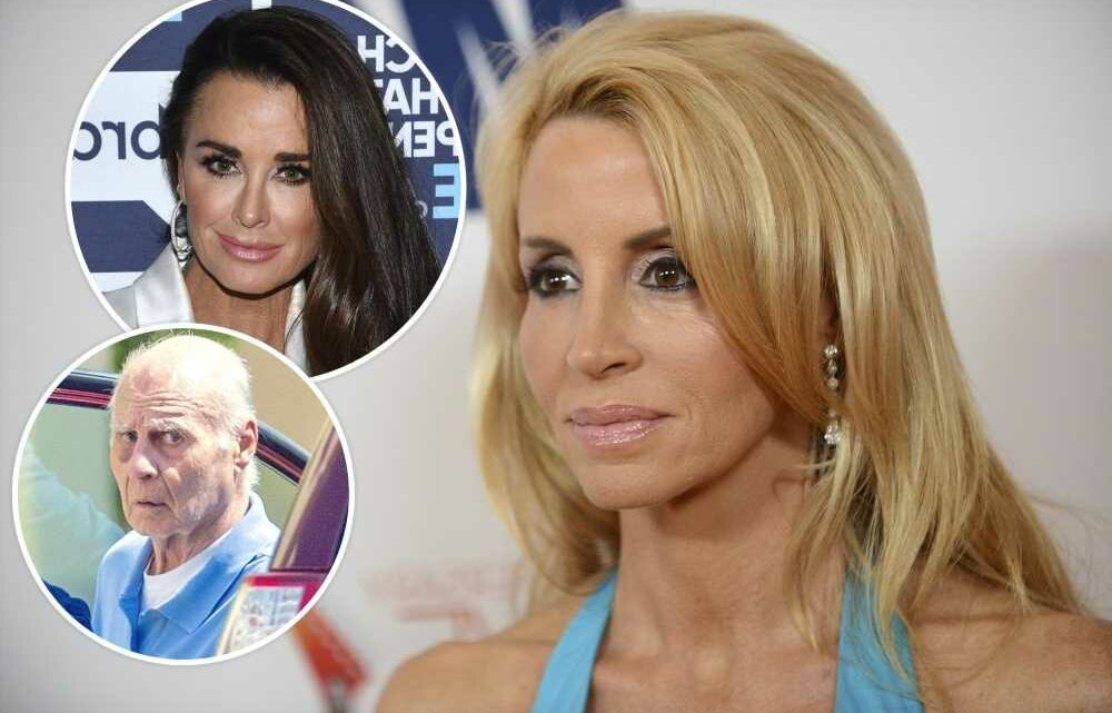Camille Grammer: Kyle Richards told me in 2019 Tom Girardi was in trouble