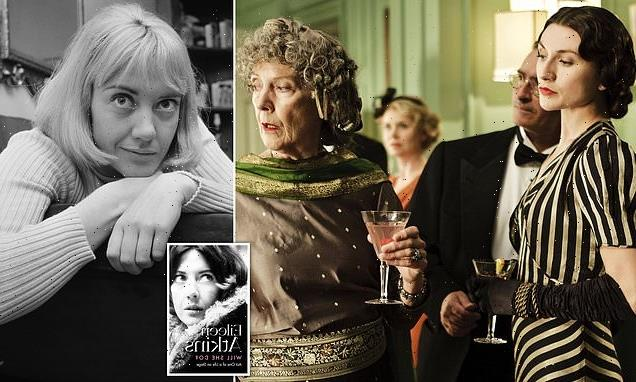 Cockney actress Eileen Atkins felt out of place in the theatre world