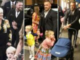 Conor McGregor and Dee Devlin arrive at newborn son Rian's christening at Vatican as UFC star celebrates with family