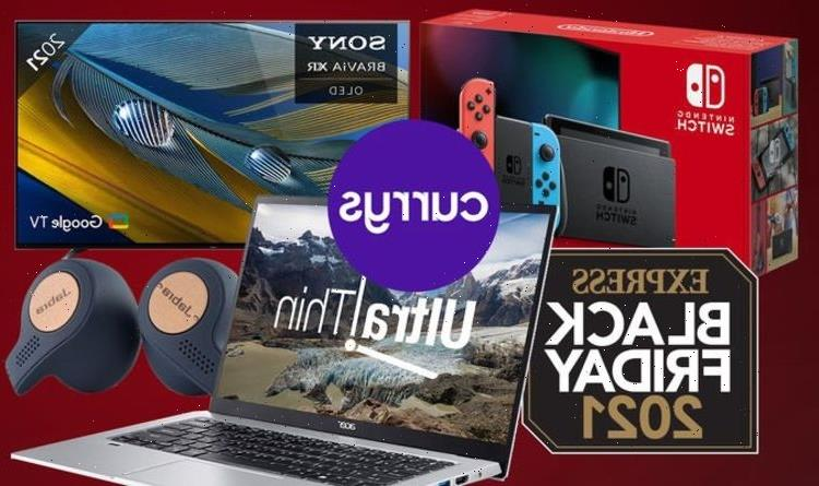 Currys Black Friday 2021: Early deals and what deals to expect