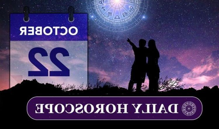 Daily horoscope for October 22: Your star sign reading, astrology and zodiac forecast