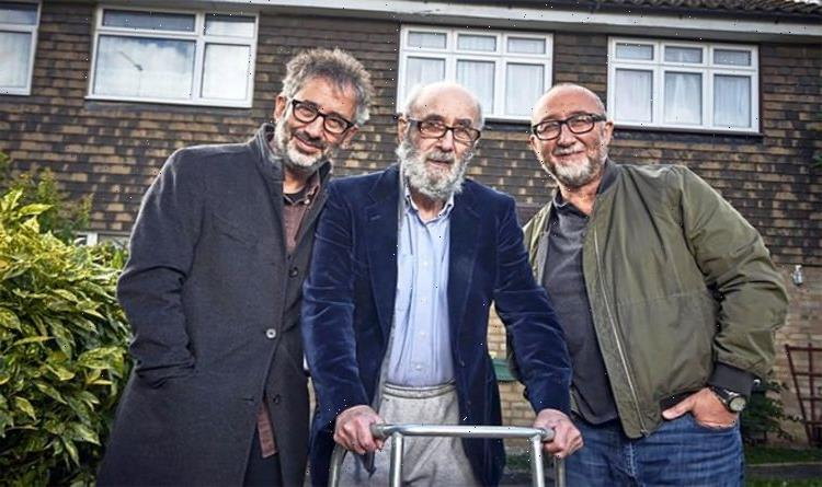 David Baddiel: How live-in carers help his father cope with a challenging form of dementia