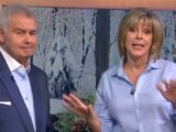 Eamonn Holmes and Ruth Langsford confirm they're spending Christmas separately