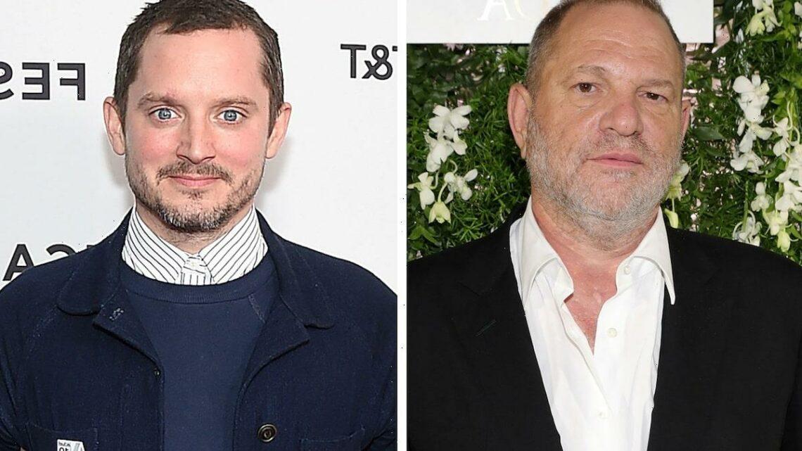 Elijah Wood Reveals Secret Dig at Harvey Weinstein Hidden in Lord of the Rings