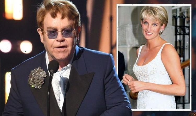 Elton John 'forced to decline Royal invite to Princess Diana memorial' after hip operation