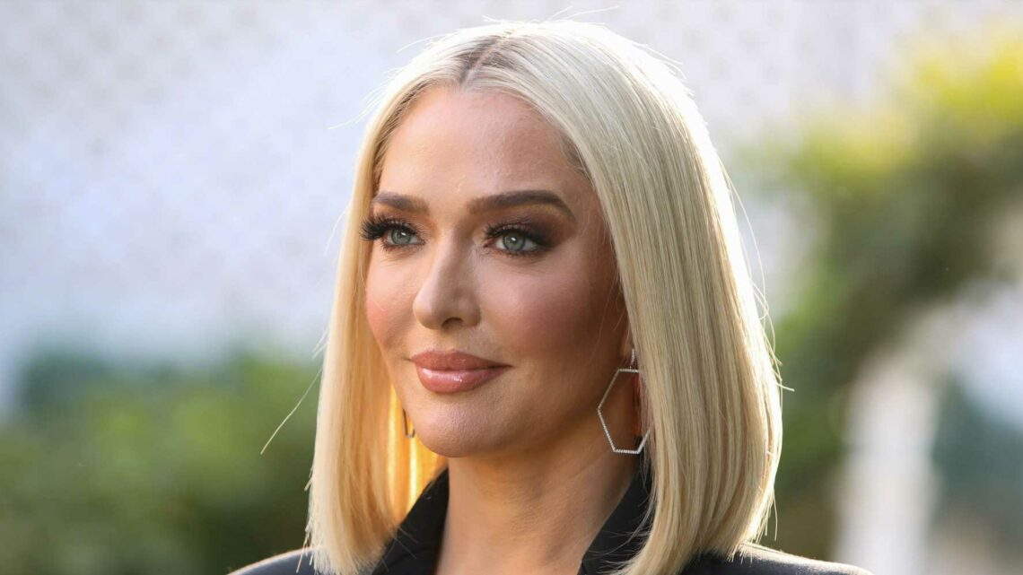 Erika Jayne Responds to Fans Demanding She's Fired from 'RHOBH', Claims It's Her Major Income Source