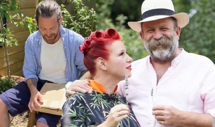 Escape to the Chateau's Angel admits nan 'has a crush' on husband Dick Strawbridge's son