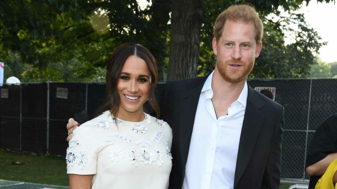 From a rapper to Hollywood royalty – meet Prince Harry's Californian crew after ditching his posh UK crowd