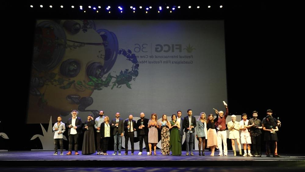 Guadalajara Wraps Triumphant Return to In-Person Format with Animated Award Ceremony