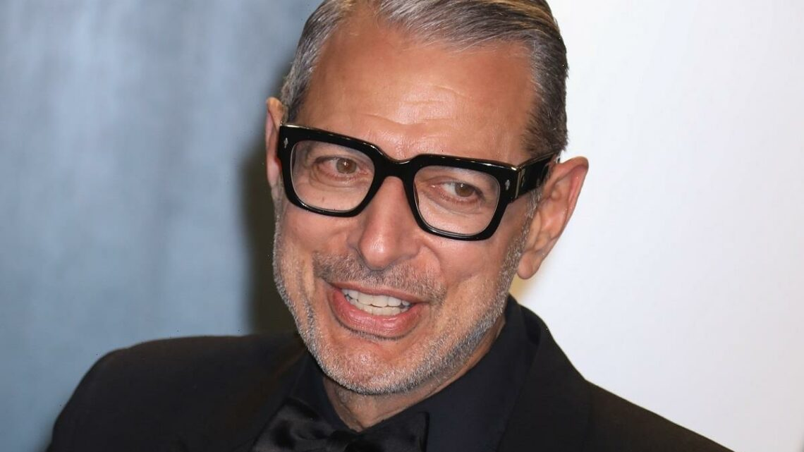 Jeff Goldblum's Wife Didn't Know That He Was A Movie Star