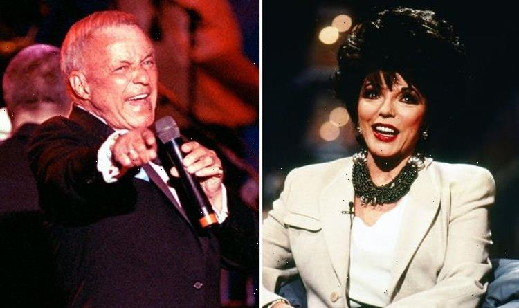 Joan Collins' extraordinary Frank Sinatra rant: 'Savage beast behaved like five-year-old'
