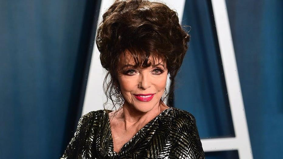 Joan Collins speaks out against cancel culture, Meghan Markle and Prince Harry