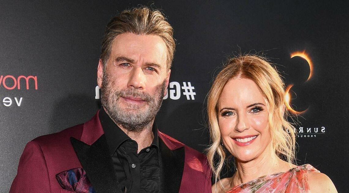 John Travolta tells late wife Kelly Preston he loves her in birthday tribute