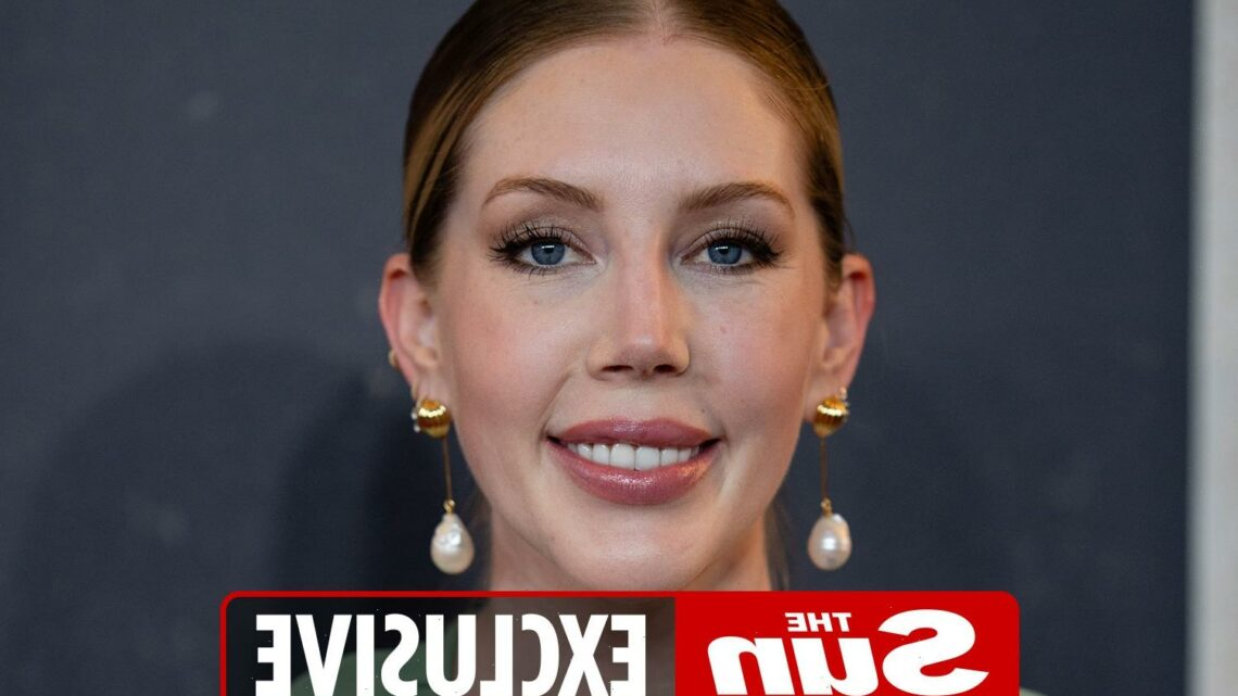 Katherine Ryan hunted down sex workers and married women who romped with her ex behind her back – but now regrets it