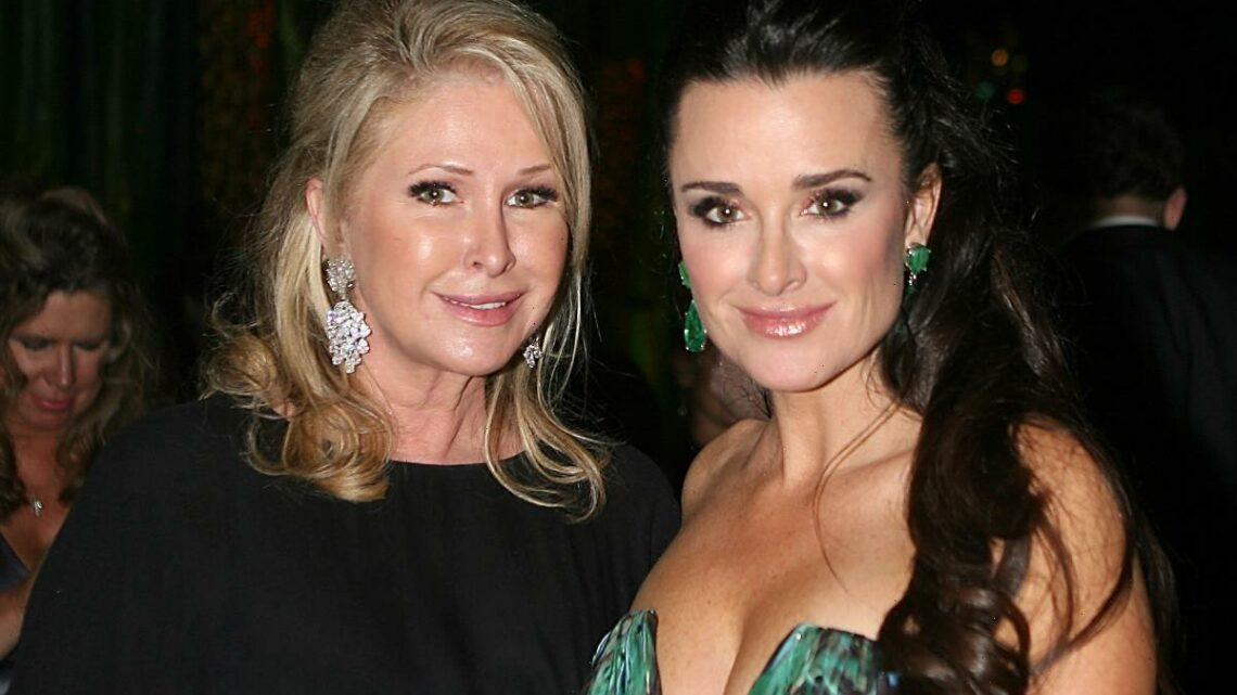 Kathy Hilton and Kyle Richards' Mother Was Once Rumored to Be a Hollywood Madame and Other Scandalous Facts About Big Kathy