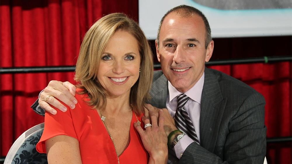Katie Couric Says She No Longer Speaks With Matt Lauer and Was 'Shocked' by Sexual Assault Allegations