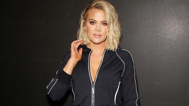 Khloe Kardashian Stuns In Sexy Chanel Racing Suit In New Photos: Buckle Up