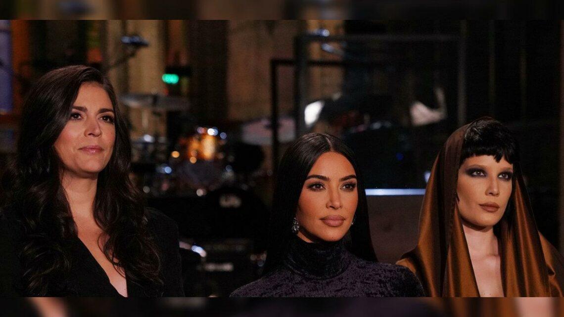 Kim Kardashian Enlists Comedy Icons Help for Her SNL Gig