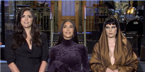 Kim Kardashian's First SNL Promos Are Here and Honestly She's Pretty Funny?