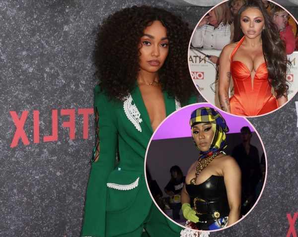 Little Mix's Leigh-Anne Pinnock Fires Back At Jesy Nelson & Nicki Minaj In Emotional B-Day Speech