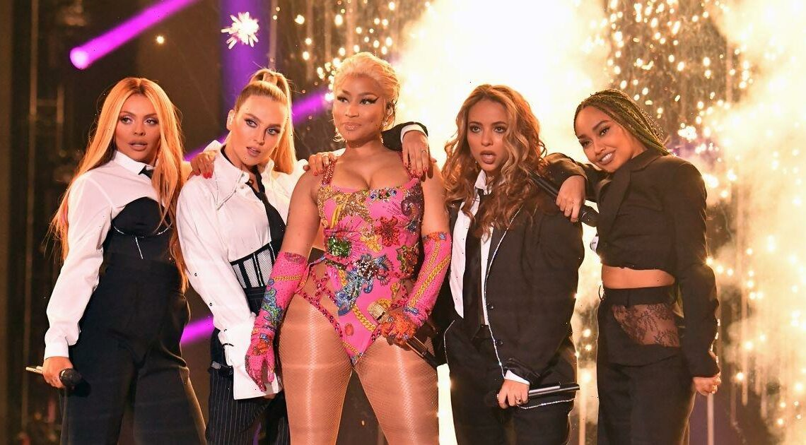 Little Mixs past celebrity feuds explained: From Simon Cowell to Nicki Minaj