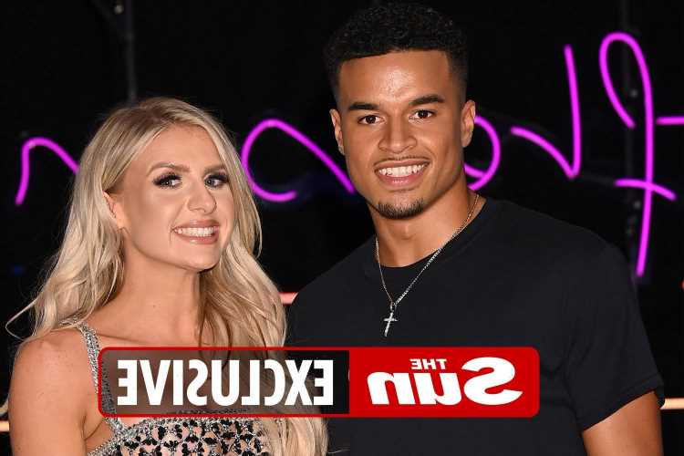 Love Island's Chloe and Toby spark split rumours as she fails to attend his fashion launch