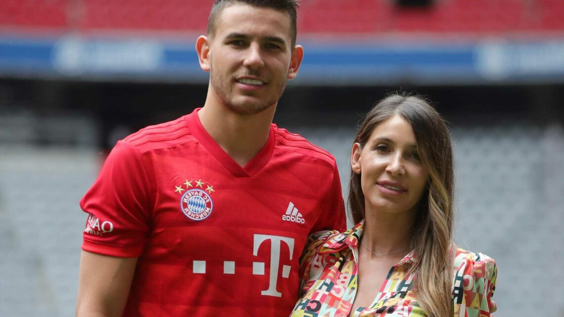 Lucas Hernandez sentenced to time in prison in Spain after going on honeymoon with wife despite restraining order