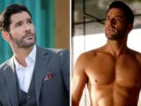 Lucifers Tom Ellis details dangers of moulding characters physique Can be unhealthy