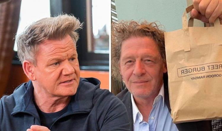 Marco Pierre White and Gordon Ramsay appear to FINALLY bury feud after 20 years