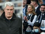 Newcastle boss Steve Bruce calls on new Saudi owners to give him 'clarity' on position after miserable Spurs loss