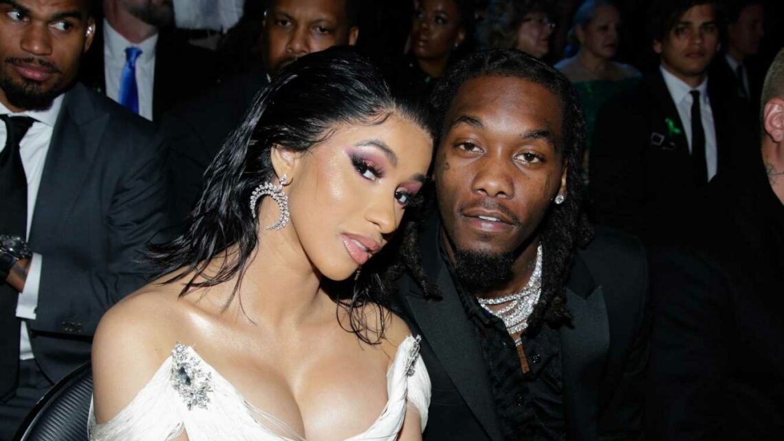 Offset Gave Cardi B an Entire New Mansion for Her 29th Birthday—See Inside!
