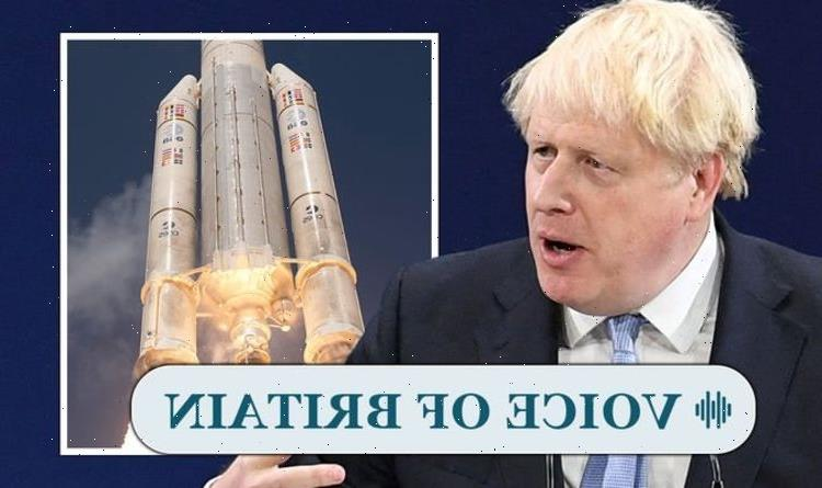 PM urged not to rejoin Galileo space project: 'Stealing from taxpayers for EU's benefit!'
