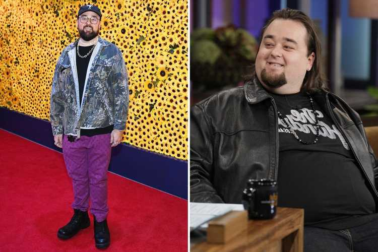 Pawn Stars' Chumlee lost almost 200 pounds as he was 'tired of struggling with weight' & fans shocked by transformation