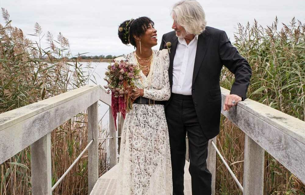 Pink Floyd legend Roger Waters, 78, marries 43-year-old former driver