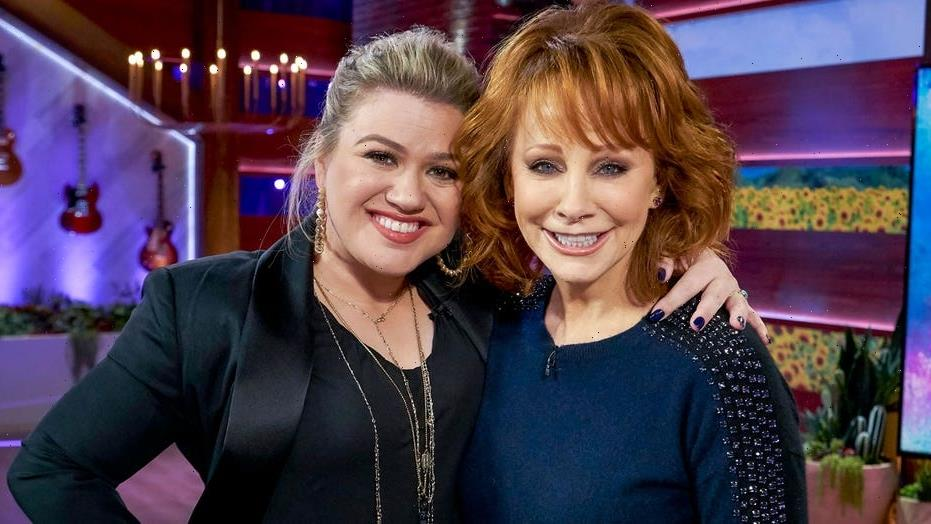 Reba McEntire on Kelly Clarkson's messy divorce: 'I am pulling for both of them'