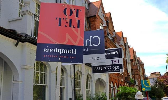 Rents rise in the countryside and suburbs as tenants change focus