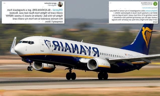 Ryanair 'bans' passenger until they repay cash from flights 'refunds'