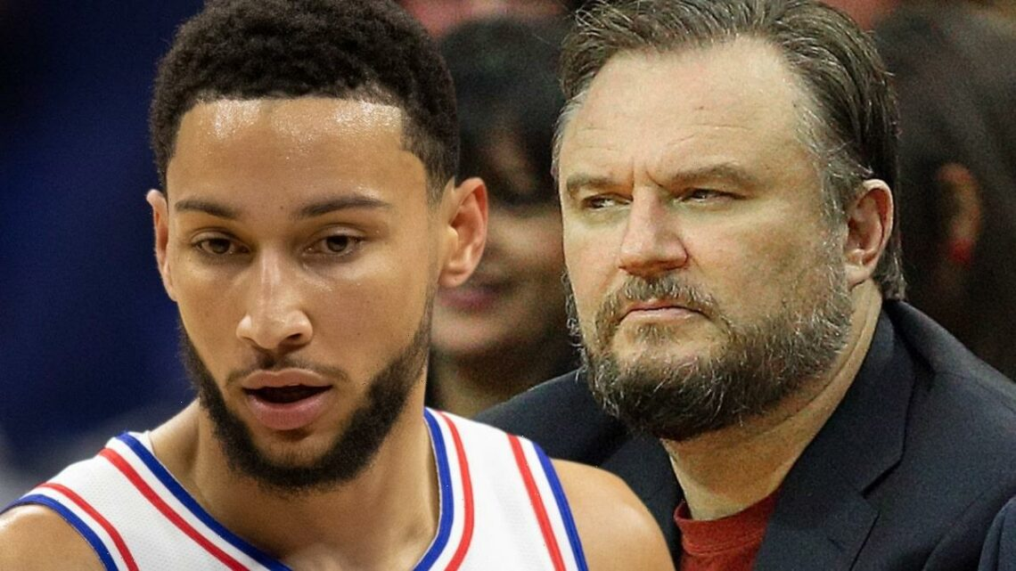Sixers GM Daryl Morey Says Ben Simmons Drama Could Last 4 Years