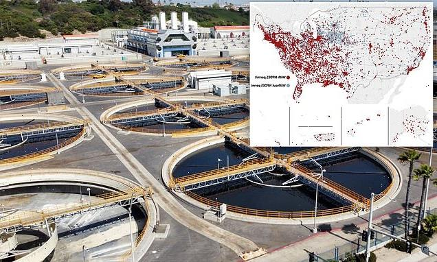 """Some 42,000 sources of """"forever chemicals"""" could be polluting US water"""