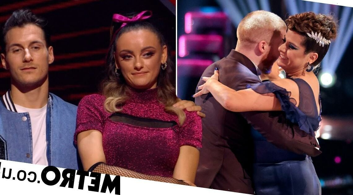 Strictly 2021: Katie McGlynn on 'guilt' of sending home Nina Wadia first