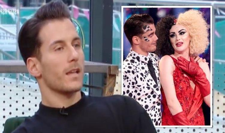 Strictly: Gorka Marquez speaks on difficult rehearsals with Katie McGlynn 'Very demanding