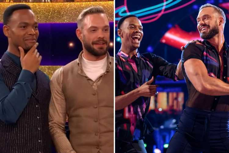Strictly's John Whaite fuels romance rumours as he admits his 'focus' is on Johannas as dance partner confesses his love