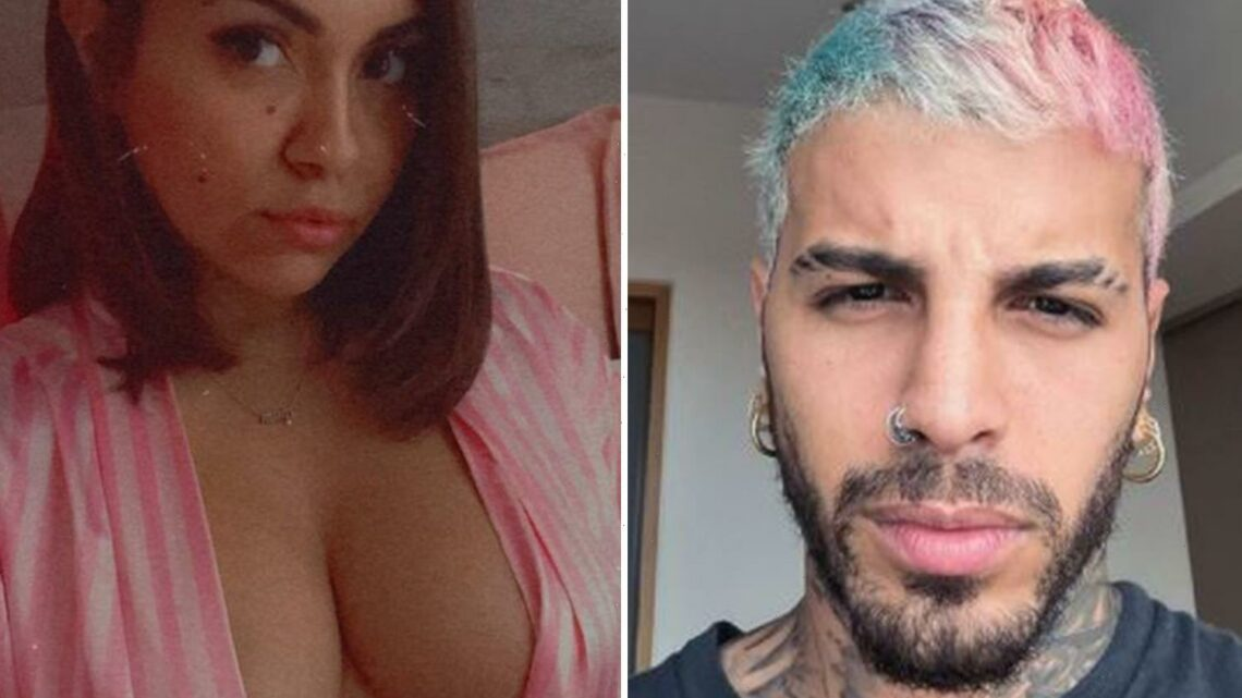 Teen Mom Briana DeJesus lusts over hunky Puerto Rican singer Rauw Alejandro after split from fiance Javi Gonzalez